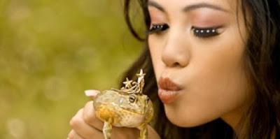 жаба и принц