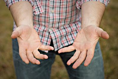 пръсти