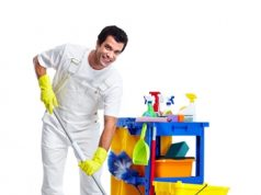 професионално чистене
