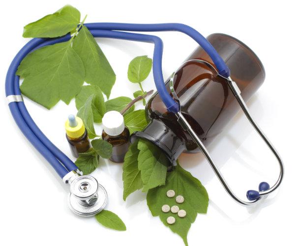 холистичен лекар