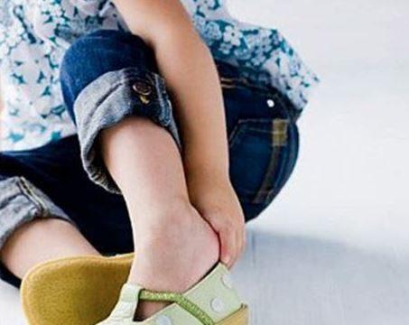 Обувките, които са подходящи за прохождането на детето