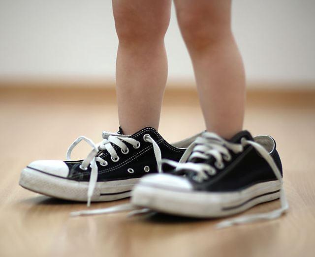 добрите детски обувки