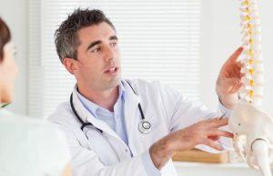 специалист гръбначен стълб