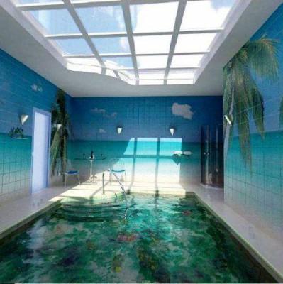 Видове плочки за басейн