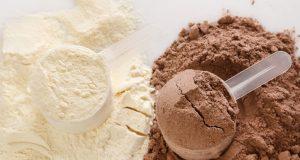 Протеинови добавки на прах