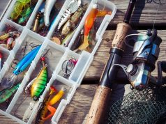 Риболовно оборудване за начинаещи